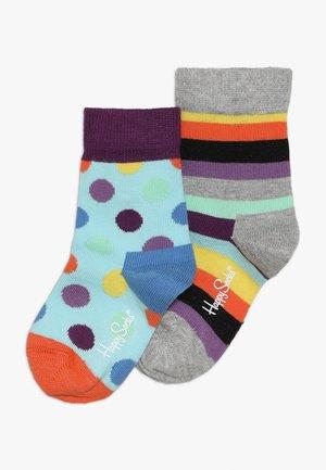 CREW 2 PACK - Ponožky - multi-coloured