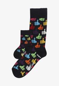 Happy Socks - IN A POD GIFT BOX 2 PACK - Ponožky - dark blue - 3