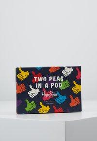 Happy Socks - IN A POD GIFT BOX 2 PACK - Ponožky - dark blue - 2