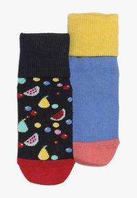 Happy Socks - ANTI SLIP 2 PACK - Socks - multicolor - 0