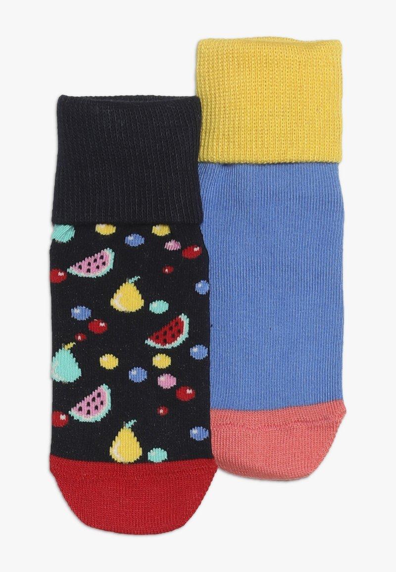 Happy Socks - ANTI SLIP 2 PACK - Socks - multicolor