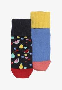 Happy Socks - ANTI SLIP 2 PACK - Socks - multicolor - 2