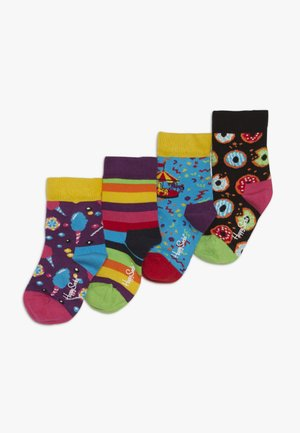 KIDS CAROUSEL GIFT BOX 4 PACK - Socks - multicoloured