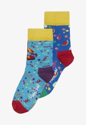 2 PACK - Socken - blue