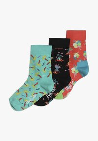 Happy Socks - KIDS VOLCANO GIFT BOX 3 PACK - Calcetines - multicoloured - 0