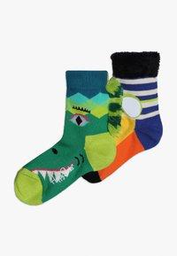 Happy Socks - KIDS IMAGE PIECES 2 PACK - Ponožky - multi-coloured - 0