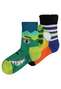 Happy Socks - KIDS IMAGE PIECES 2 PACK - Ponožky - multi-coloured - 3