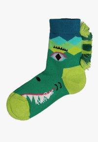 Happy Socks - KIDS IMAGE PIECES 2 PACK - Ponožky - multi-coloured - 1
