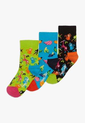 KIDS CREW 3 PACK - Ponožky - multicoloured