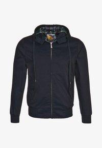 HARRINGTON - HOODED - Summer jacket - marine - 5