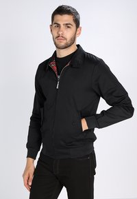 HARRINGTON - Bomberjacks - noir - 0