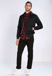 HARRINGTON - Bomberjacks - noir - 1