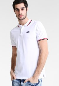HARRINGTON - Polo shirt - blanc - 0