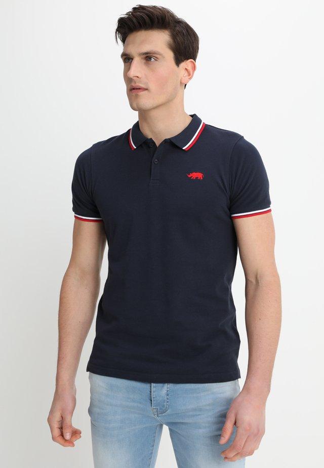 Poloshirt - navy