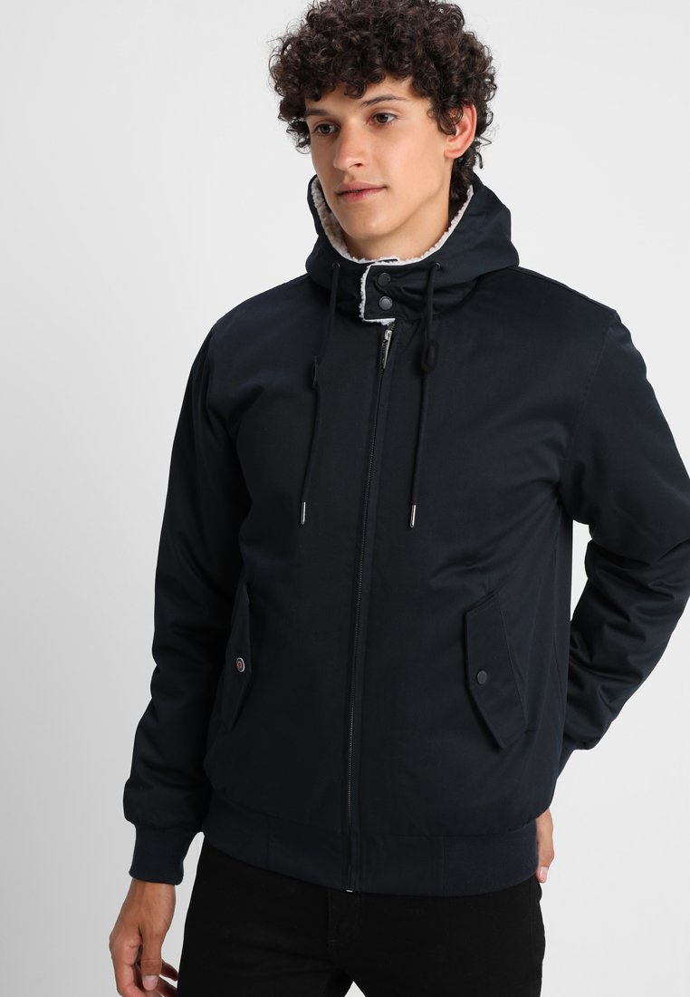 HARRINGTON - SINATRA HOODED - Übergangsjacke - marine