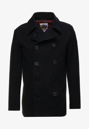 PCOAT - Trenchcoat - navy