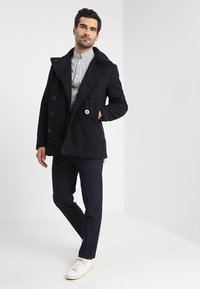 HARRINGTON - PCOAT - Gabardina - navy - 1