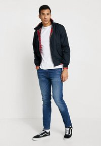 HARRINGTON - MICK - Bomberjacks - navy