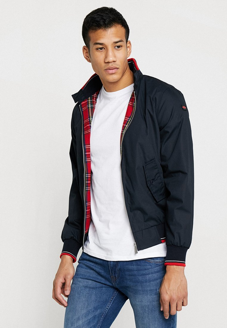 HARRINGTON - MICK - Bomber Jacket - navy