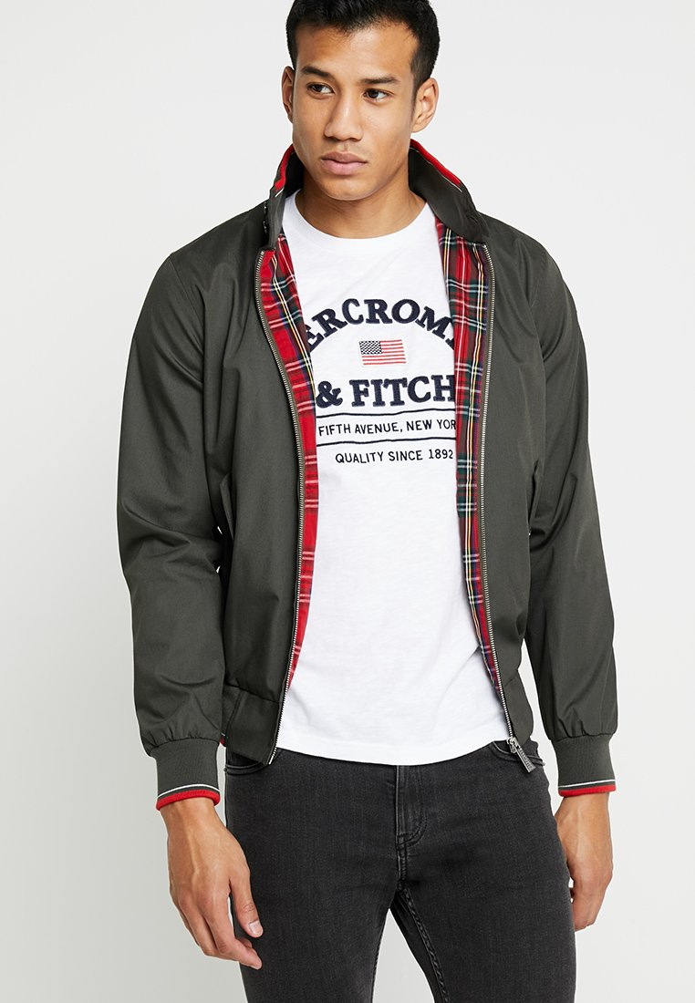 HARRINGTON - MICK - Bomberjacke - kaki
