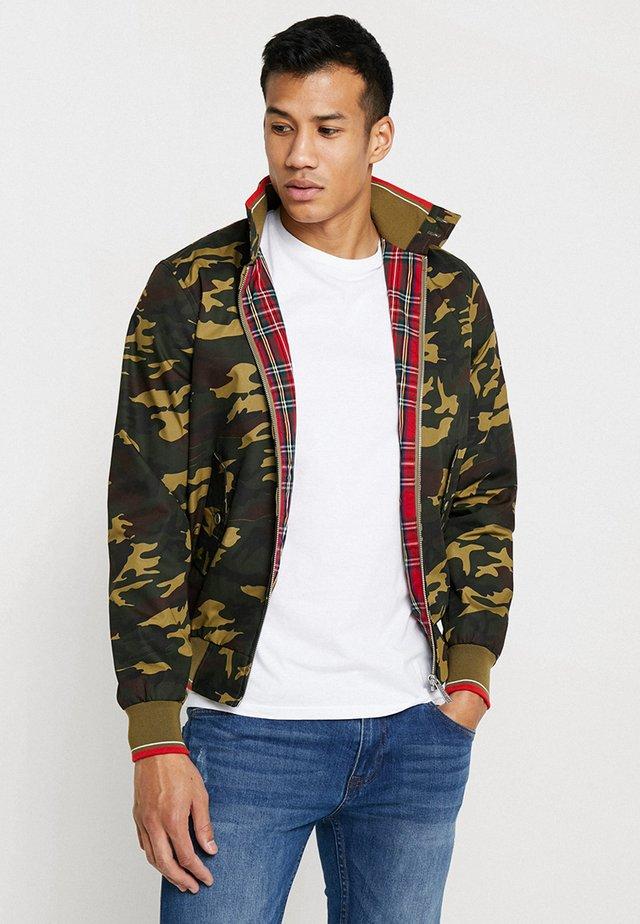 MICK - Bomber Jacket - khaki/green