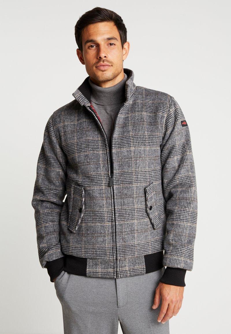 HARRINGTON - COSTELLO - Lehká bunda - grey