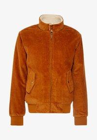 HARRINGTON - LIAM - Light jacket - caramel - 4