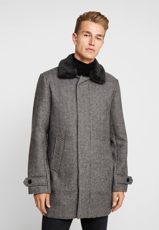 ANDY COAT - Classic coat - chevron