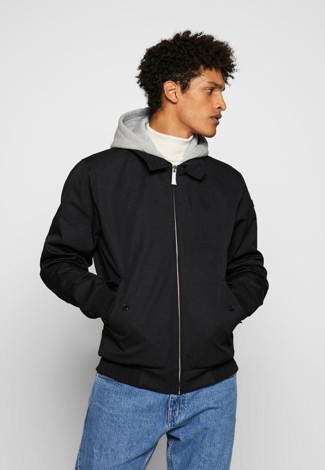 JERRY - Summer jacket - noir