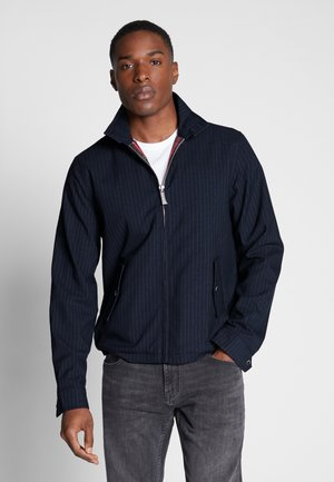 SERGE - Summer jacket - tennis navy