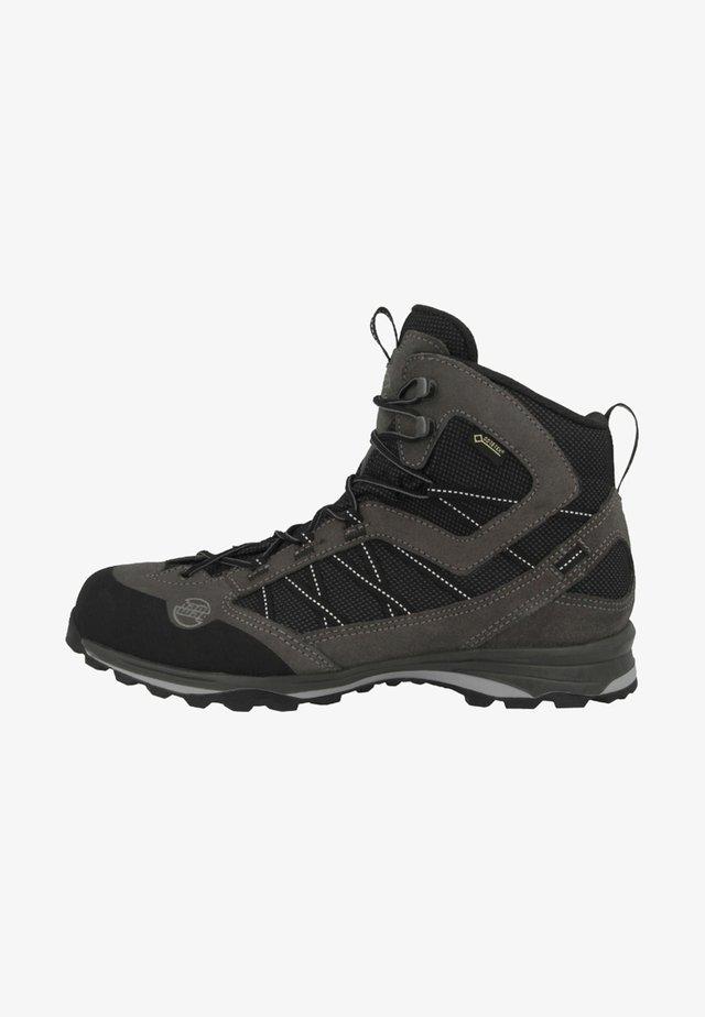 BELORADO  - Hiking shoes - asphalt black