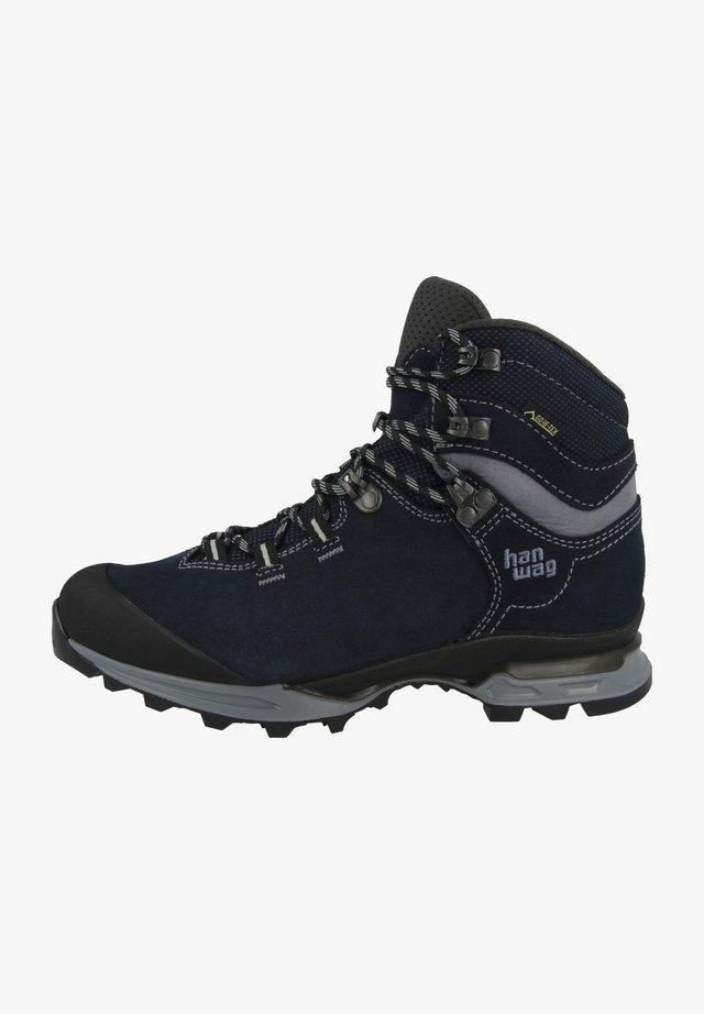 TATRA  - Hiking shoes - nav/asphalt