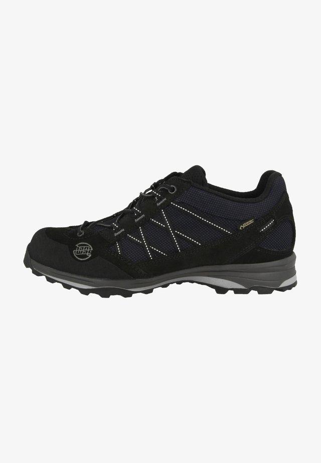 BELORADO - Hiking shoes - black