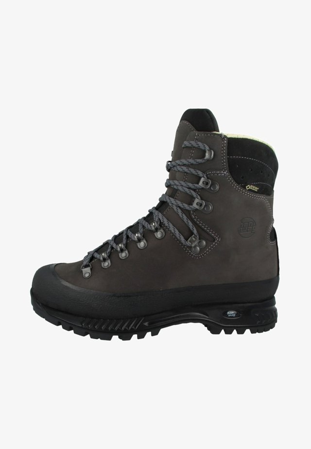 ALASKA - Mountain shoes - asphalt