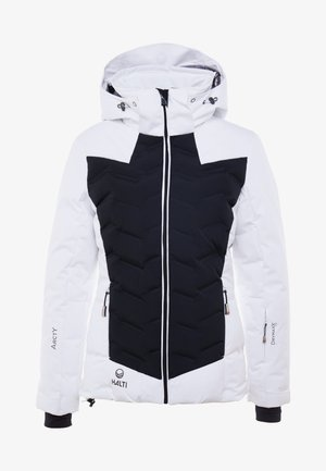 TIEVA JACKET - Ski jacket - white