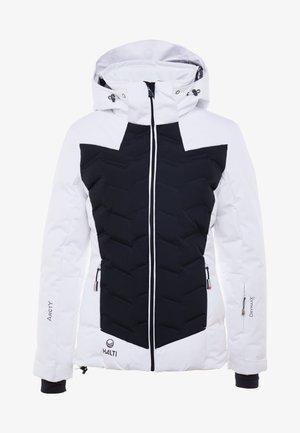 TIEVA JACKET - Skijacke - white