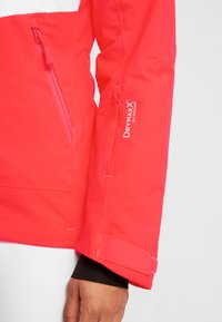 Halti - KELO JACKET - Ski jas - neon fiery coral - 5