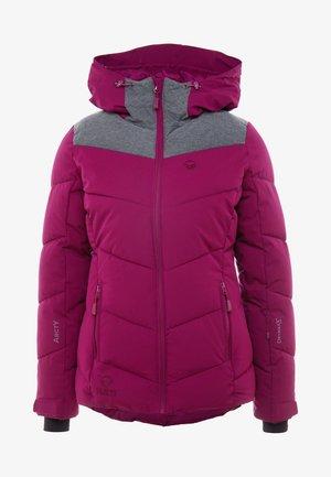 SAMMU SKI JACKET - Ski jacket - magenta purple