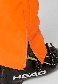 Halti - PUNTTI PANTS - Schneehose - vibrant orange - 6
