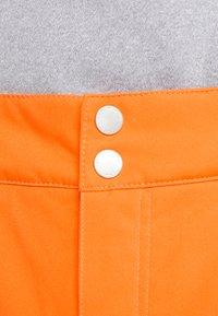 Halti - PUNTTI PANTS - Schneehose - vibrant orange - 4