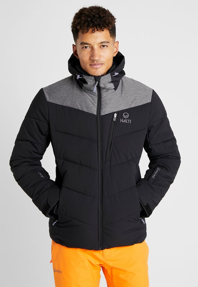 SAMMU JACKET - Skijacke - black