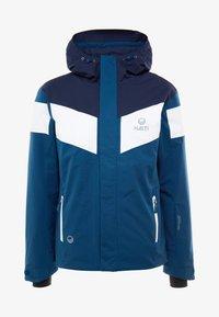 Halti - KELO JACKET - Ski jas - blue opal - 6