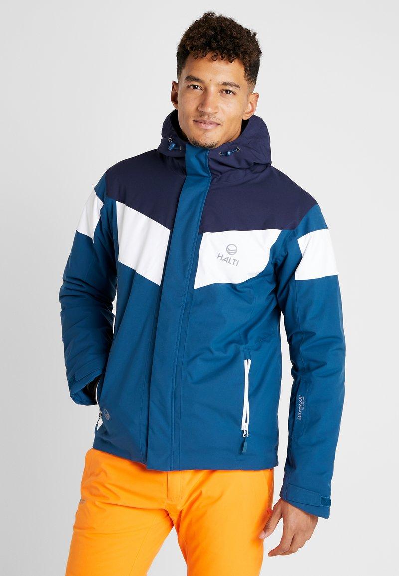 Halti - KELO JACKET - Ski jas - blue opal
