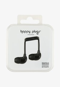 Happy Plugs - Headphones - black - 0