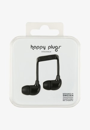 Høretelefoner - black