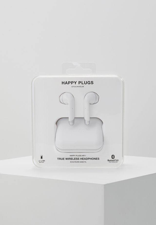 AIR 1 TRUE WIRELESS HEADPHONES - Casque - white
