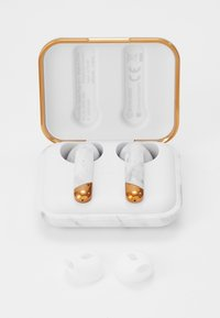 Happy Plugs - AIR 1 TRUE WIRELESS HEADPHONES - Høretelefoner - white - 3