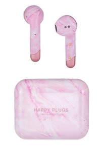 Happy Plugs - AIR 1 TRUE WIRELESS HEADPHONES - Høretelefoner - pink - 4