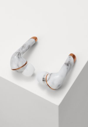 AIR 1 PLUS  - Høretelefoner - white marble