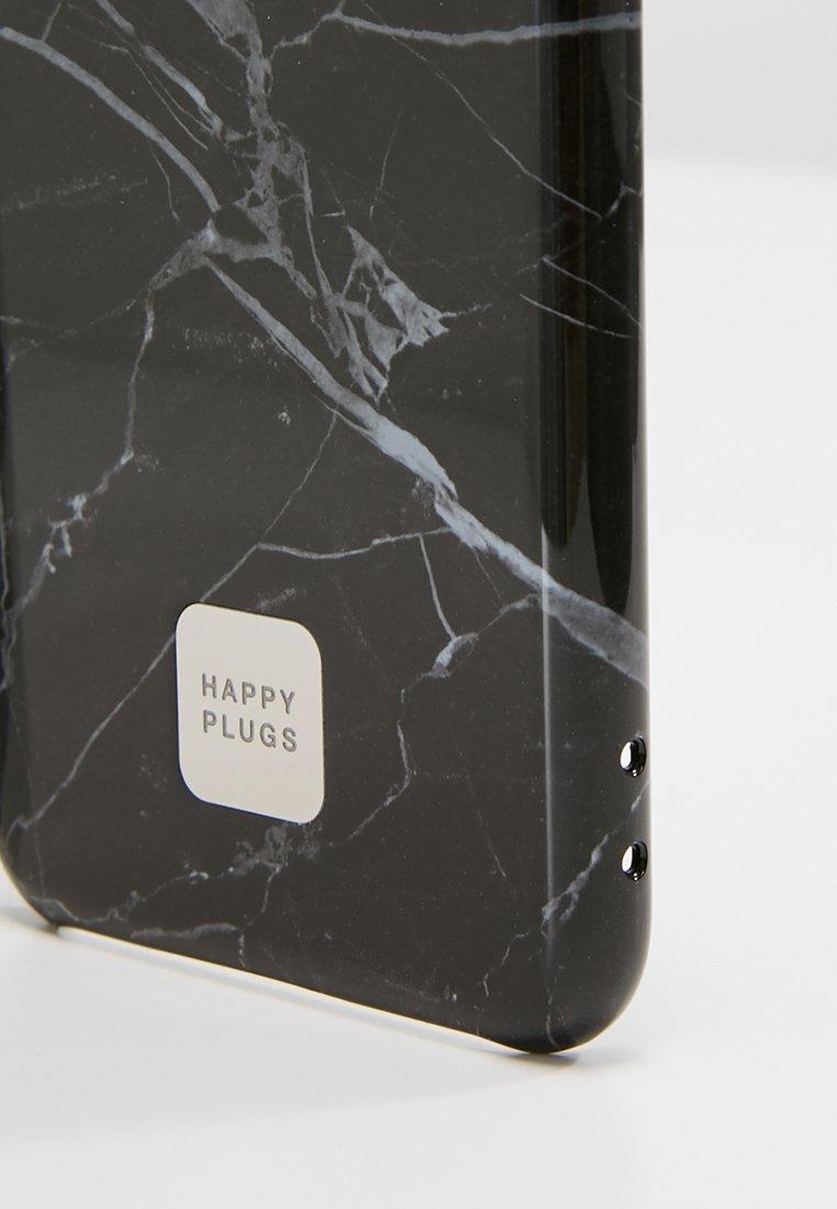 CaseÉtui Iphone Happy Marble Plugs Black 8 À Slim Portable 45q3AjRL